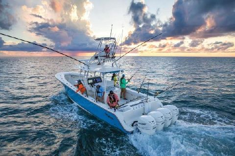2019 Mako 414 CC Sportfish Edition Manufacturer Provided Image