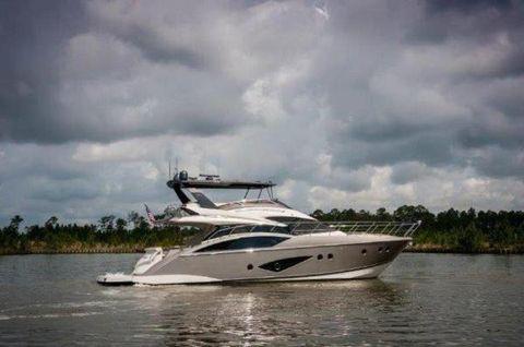 2013 Marquis 63 Sport Yacht