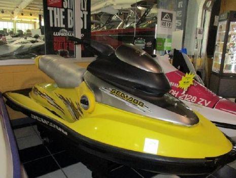 1999 Sea-Doo XP LTD