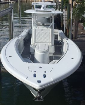 2013 Yellowfin 36 Center Console