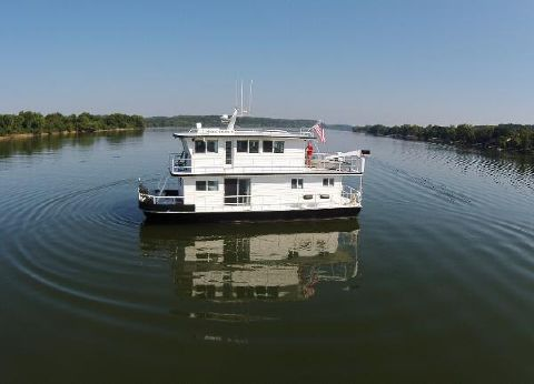 2008 Darling Boat Works RIVER CRUISER