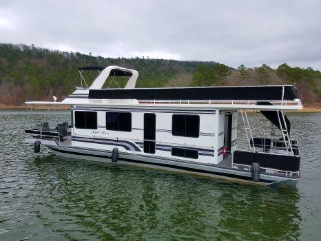 1996 Boatyard Stardust Cruiser