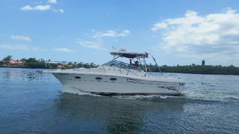 2000 Sport-Craft 3010 Sportfish Express