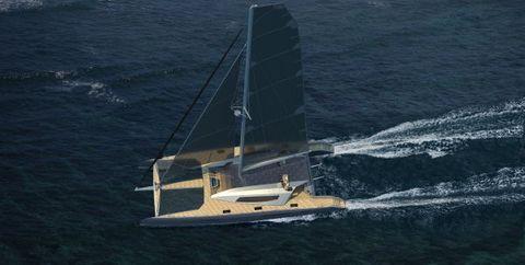 2013 Aeroyacht 125