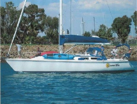 1989 Catalina Mk 1