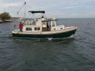 1988 Eagle Transpac Trawler