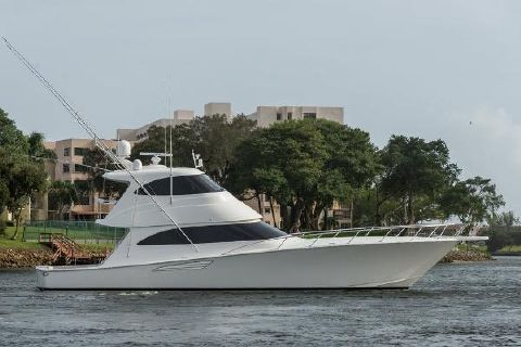 2015 Viking 62 Enclosed  Our Trade