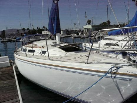 1984 Catalina Sloop