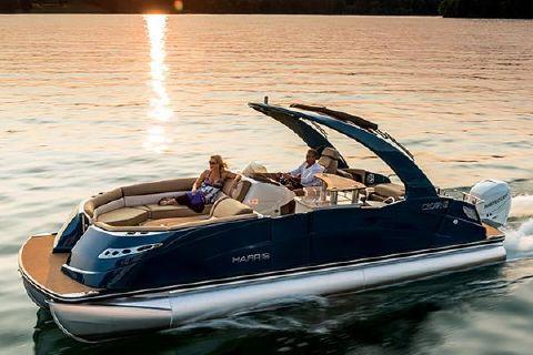 2016 Harris Crowne SL 250