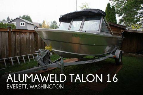 2013 Alumaweld Talon 16 2013 Alumaweld Talon 16 for sale in Everett, WA