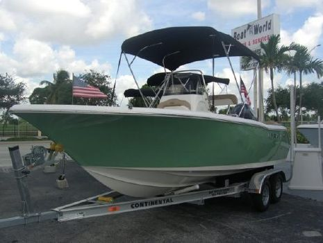 2015 Key West 203FS