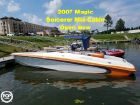 2007 Magic Sorcerer Mid Cabin Open Bow
