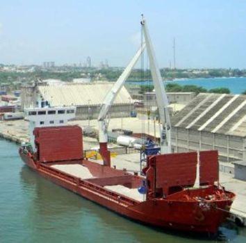 1996 Cargo Vessels General Cargo Vessels