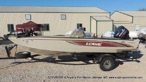 2003 Lowe 170WV