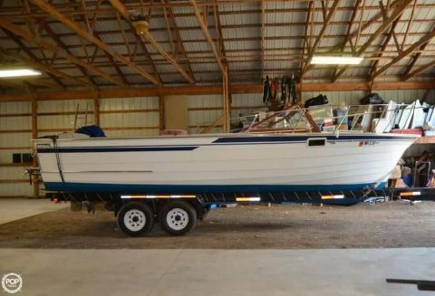 1984 Skiff Craft X-260 1984 Skiff Craft X-260 for sale in Long Lake, MN