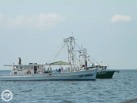 1948 Biloxi Lugger Shrimp boat 1948 Biloxi Lugger Shrimp boat for sale in Pass Christian, MS