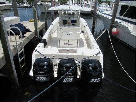 2007 Sea Vee Open Fish
