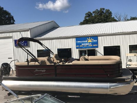 2019 SWEETWATER SW 2486 SB - 300hp Max