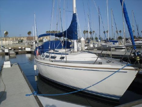 1984 Catalina 36 Sloop