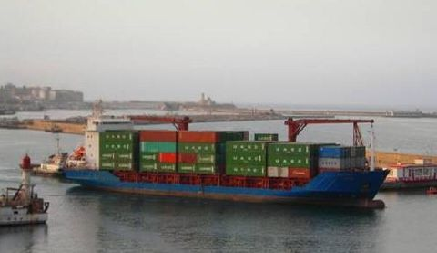 1997 Container Vessel General Cargo Vessel