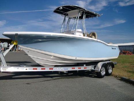 2018 Tidewater Boats LXF 210
