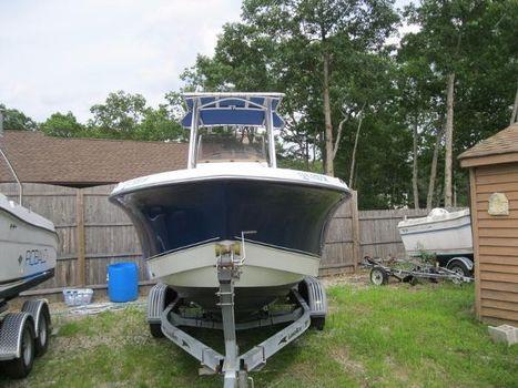 2004 Polar Boats 2100CC