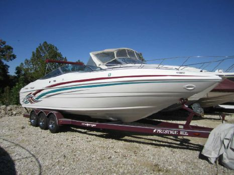 2003 Challenger Boats Z302