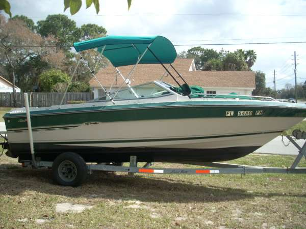 1988 Sea Ray 21 Seville