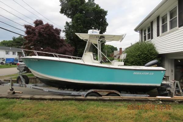 Check out this 1995 REGULATOR 23 Classic on Boattrader com