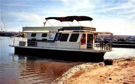 1988 Boatel Houseboat Share