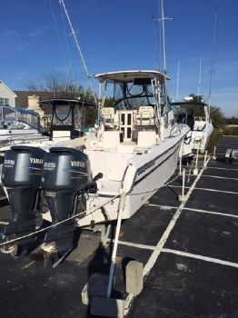 1998 GRADY - WHITE Sailfish 272