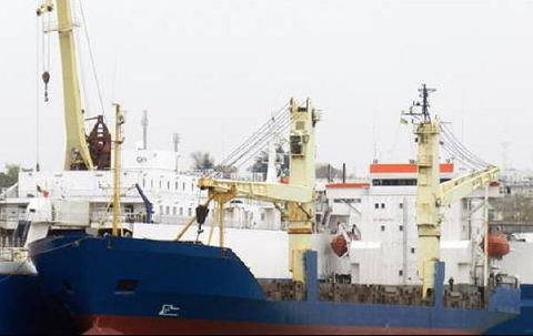 1983 CARGO VESSEL General Cargo Vessel