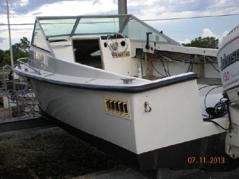 1975 Sea Craft 21
