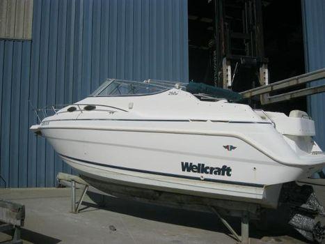 1998 Wellcraft 2400SC Eclipse