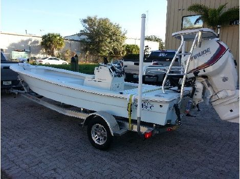 2014 Andros Boatworks Backwater