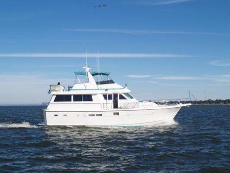 1989 Hatteras Extended Deck Motoryacht