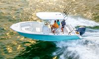 2015 Sea Fox Commander 246 CC
