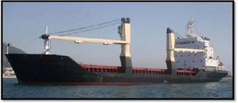 1991 Container Vessel Singledecker MPP