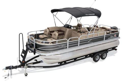 2018 Sun Tracker Fishin' Barge 22 XP3