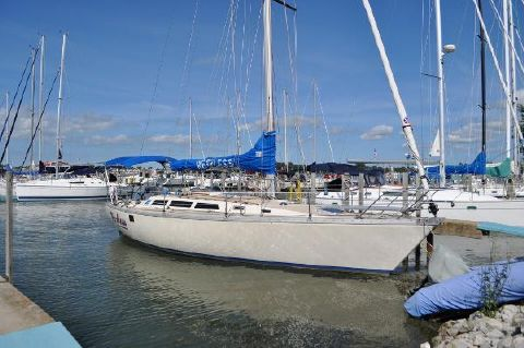 1983 O Day O'day 39 Starboard