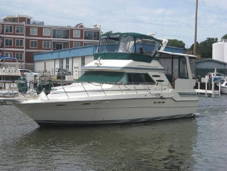 1987 Sea Ray 410 Aft Cabin