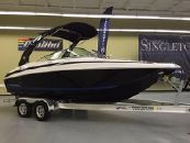 2015 Regal 24 Fasdeck with 270HP