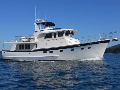2012 Krogen 52 Ocean Liberty Underway