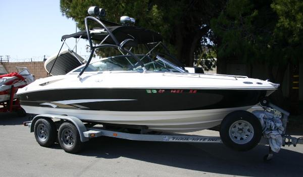 2003 Monterey 208SI Montura