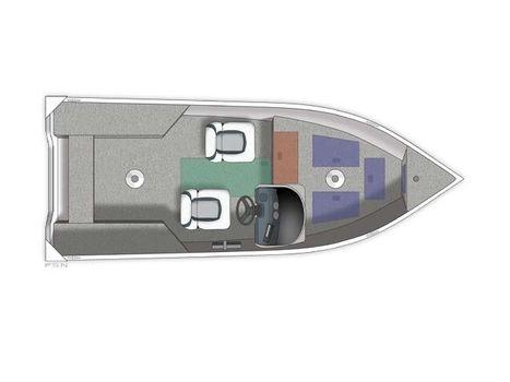 2013 Crestliner Kodiak 16