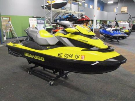 2009 Sea-Doo RXT RXT iS 255