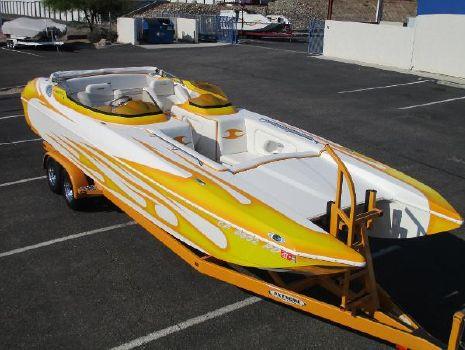 2005 Eliminator Boats 27 Daytona open bow
