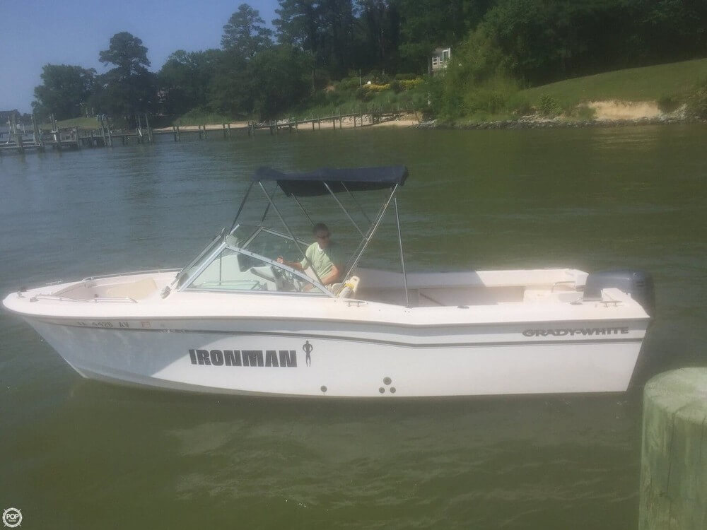 Check out this 1999 GRADY - WHITE Tournament 223 on Boattrader com