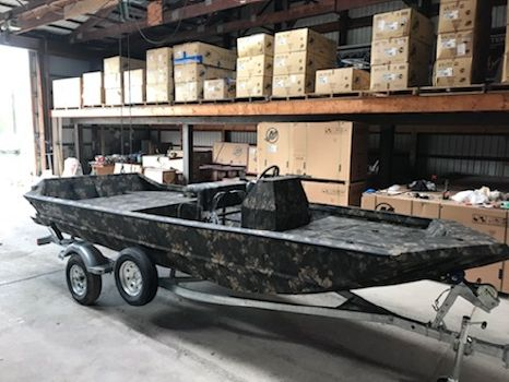 2018 LOWE Roughneck 1860 Pathfinder HEAVY DUTY .125 Gauge Hull