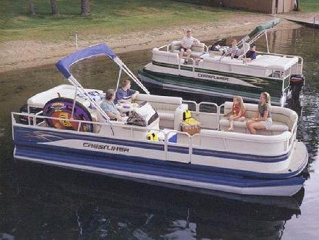 2002 Crestliner LX Cruise 2281